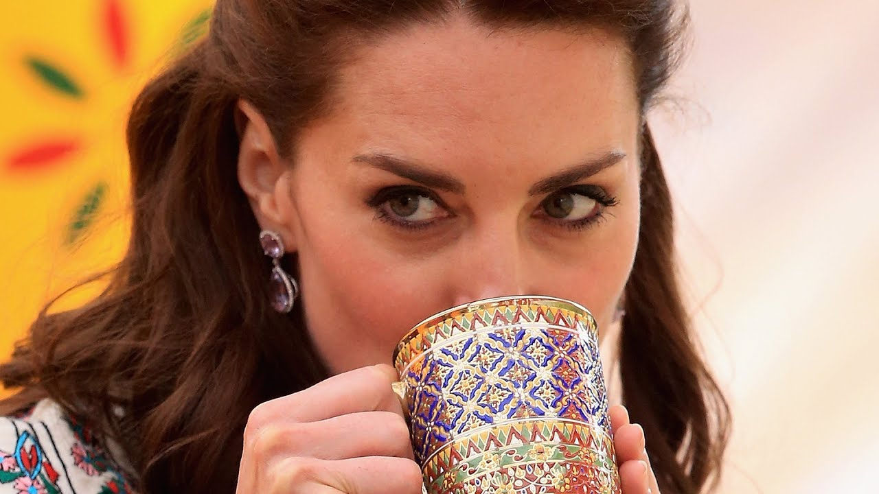 This Is What Kate Middleton Eats In A Day