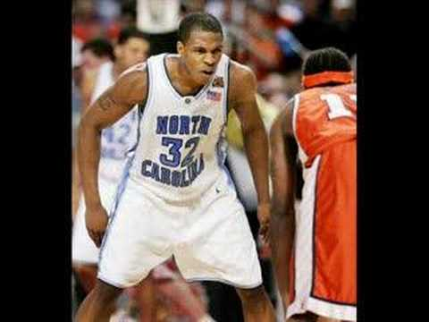 2005 UNC Basketball Champs