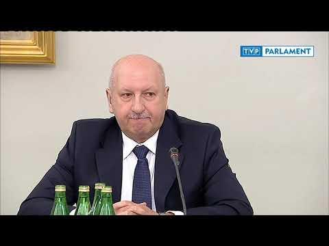 Komisja śledcza Ds. VAT – Przesłuchanie Igora Parfieniuka - 11 Stycznia 2018 R.