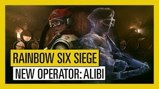 Tom Clancy's Rainbow Six Siege – Para Bellum : Alibi Operator