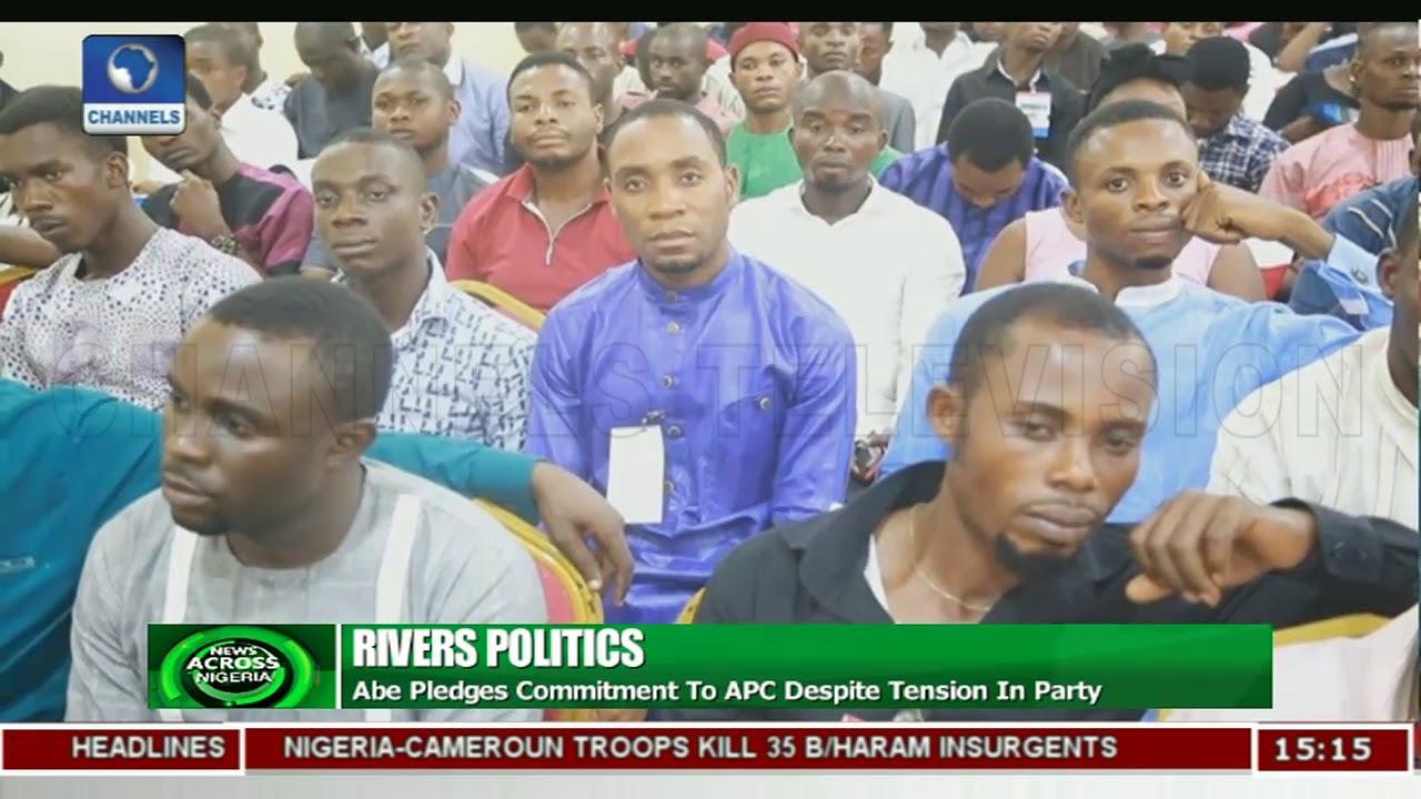 APC Crisis Deepens As Party Chieftains Reject Cross River Congress Outcome  |News across Nigeria|