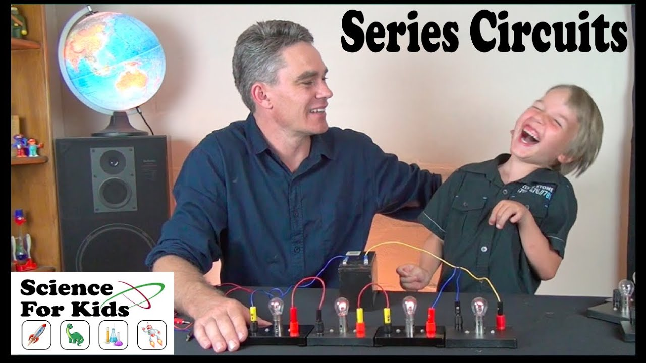 Series Circuit Definition For Kids Electric Circuits