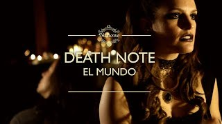Death note / El mundo (Cover latino)