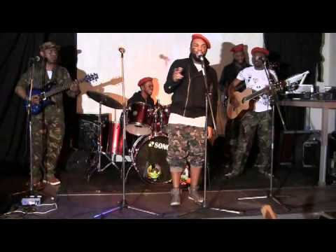 Ngoma Africa Band at Cabaret du Monde Stuttgart
