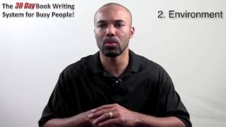 vuclip How to Write a Book |
