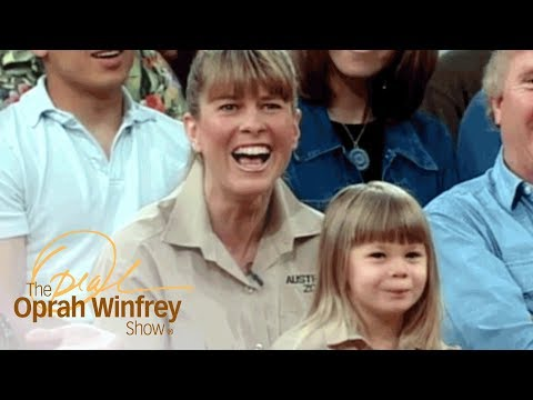 "Steve Irwin's Wife on Falling in Love a Man Named ""Crocodile Hunter"" 