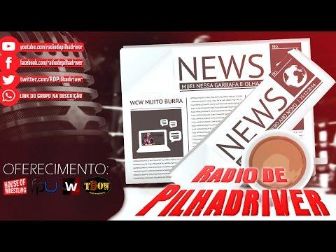 Rádio de Pilhadriver - A lesão de Randy Savage e os lesados da WCW