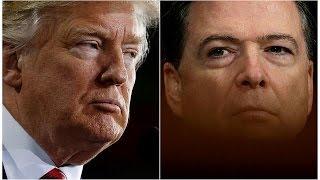 Экс директор ФБР даёт показания сенаторам