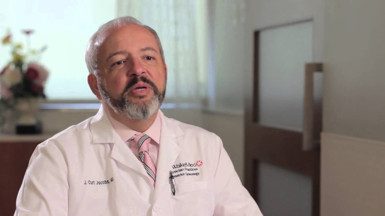 State-of-the-Art Care for Women at WakeMed North - Dr  Curt Jacobs