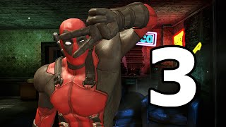 Deadpool Walkthrough Part 3 - No Commentary Playthrough (PC)