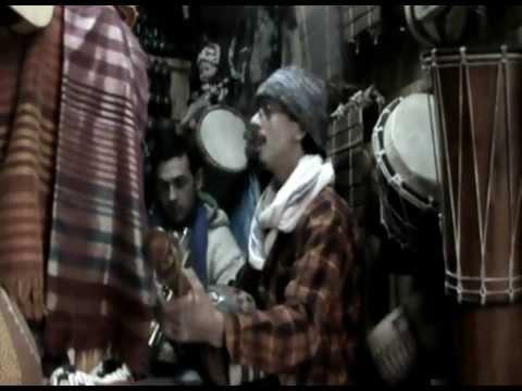 Trompette / Guembri ( Essaouira )...après le thé