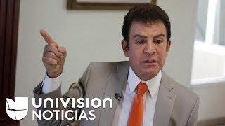 Salvador Nasralla denuncia un supuesto fraude en medio de las elecciones presidenciales en Honduras