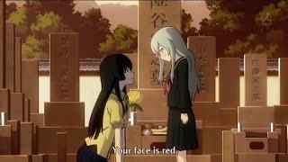 "Sankarea - Mero chan call's Rea ""MAMA"""