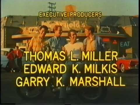 Happy Days Opening titles.