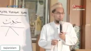 Video Kaidah Memahami Hadits (Kajian Fiqh Iktilaf) - Ustadz Adi Hidayat, Lc  MA download MP3, 3GP, MP4, WEBM, AVI, FLV Juni 2018