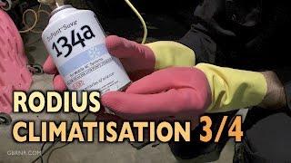❄️ Réparation CLIMATISATION ❄️  Rodius  3/4  ✅