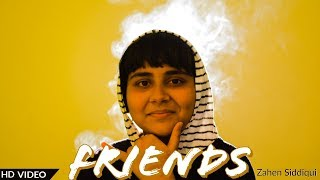 FRIENDS || COVER || ZAHEN SIDDIQUI || MARSHMELLO || ANNE MARIE || MUSICAL SOULS