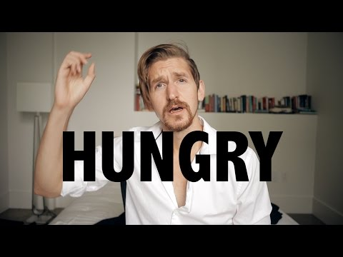Hunger YouTube Hörbuch Trailer auf Deutsch