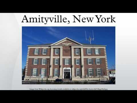 Amityville, New York