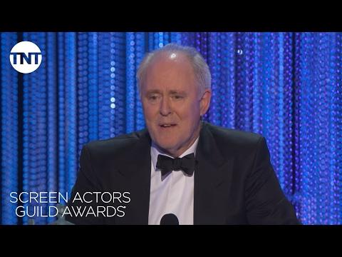 John Lithgow: Acceptance Speech  23rd Annual SAG Awards  TNT