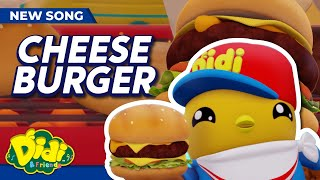 Cheese Burger - NEW 2020 Song For Kids   Didi & Friends