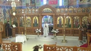 20102021-Matins \u0026 Holy Liturgy - St Gerasimos