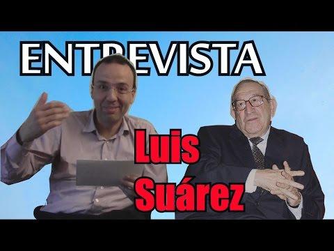 Entrevista Luis Suárez (Real Academia de la Historia)