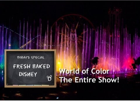 World of Color | The Complete Show [HD]