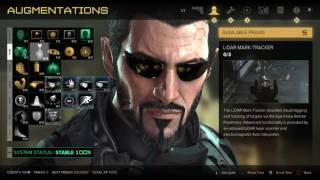 Easiest Way to quickly MAX your PRAXIS for - Deus Ex: Mankind Divided - Hacks Cheats Walkthough