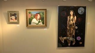 Exhibition2014ぶなの会展No.1- Gallery Kubota