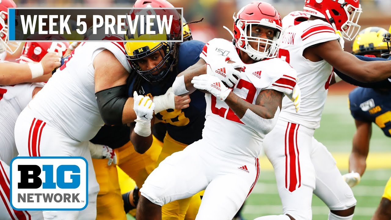 Week 5 Preview: Michigan Looks to Get on Track at Rutgers | Big Ten Football