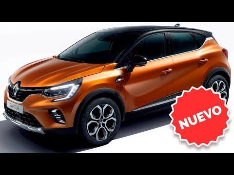 Renault Captur 2019 | 2020 ¿qué hay de nuevo en él?