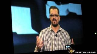 BlizzCon 2009 Opening Ceremony - Chris Metzen Thanks Fans