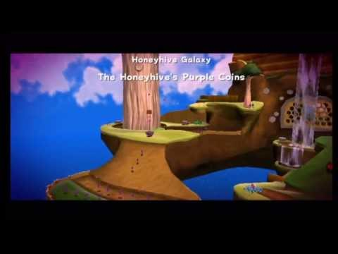 Super Mario Galaxy: Honeyhive Galaxy (The...