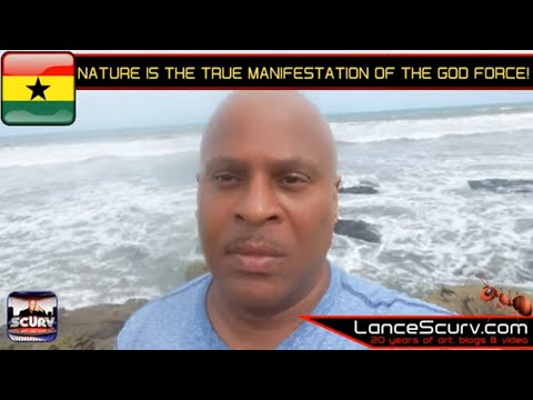 NATURE IS THE TRUE MANIFESTATION OF THE GOD FORCE!