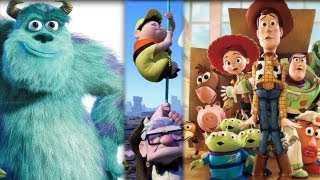 Top 10 Greatest Pixar Movies