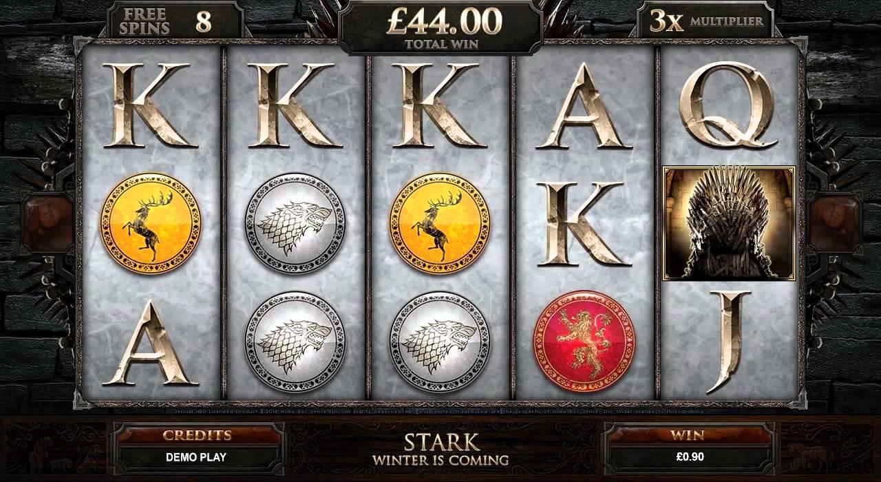 Spiele Game Of Thrones - Video Slots Online