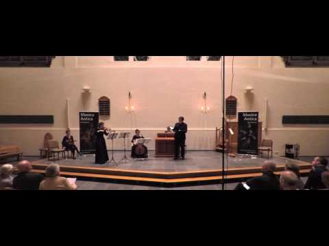 Salve Cœlestis Pater (Franz Tunder) - Castello Consort (live) - [4K]
