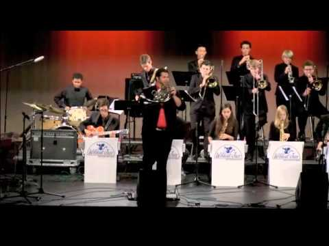 Rock Horn Project Breakin Old Habits with big band