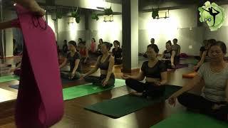 CORE BALANCE: Yoga Poses For Hamstring #2 (Yoga by Master DO) - Bài Tập Khoẻ Gân Kheo