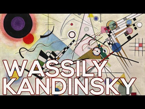 Wassily Kandinsky: A collection of 366 works (HD)