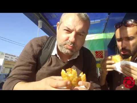 Street Food Tunisian Fricassee