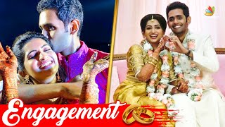 Nakshathra Nagesh Officially Engaged | Nakshu Raghav, Sun Tv