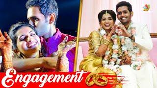 Nakshathra Nagesh Officially Engaged | Nakshu Raghav, Sun Tv