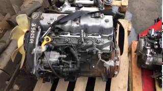 Двигатель D4BH Hyundai Porter 2.5 100 л.с.