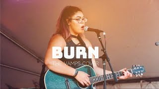 Gambar cover Burn-The Vamps (cover)