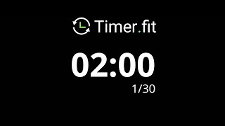2 Minute Interval Timer