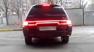 видео Светодиодные задние фонари Ваз 2111