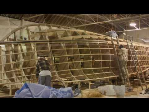 Jeff Burton's 46' Jarrett Bay Construction Montage