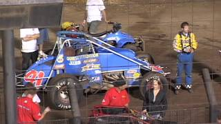 Sprint Car Racing Flashback-SCRA Perris Auto Speedway Aug. 31, 2003